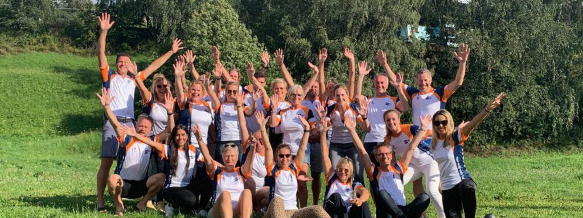 EW Facility Services gaat sportieve uitdaging aan en haalt € 50.000,- op voor stichting Stelvio for Life