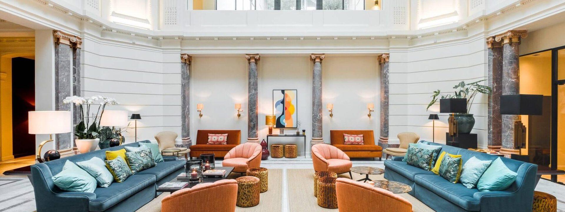 Hotel FRANQ en EW Facility Services laten oude tijden herleven
