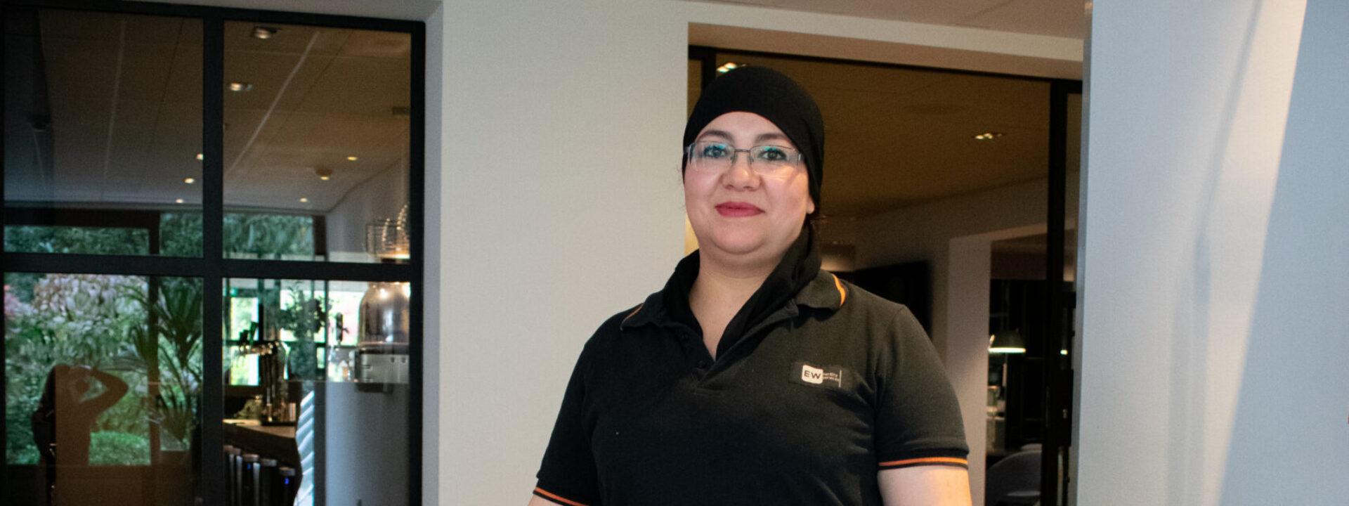 Khadija – Een voorbeeld voor alle schoonmakers