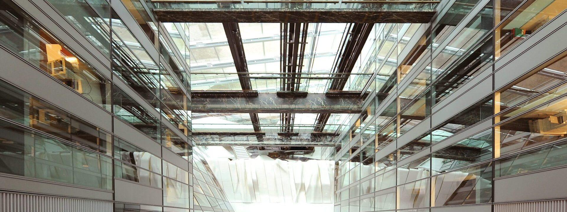 Glasbewassing en gevelreiniging
