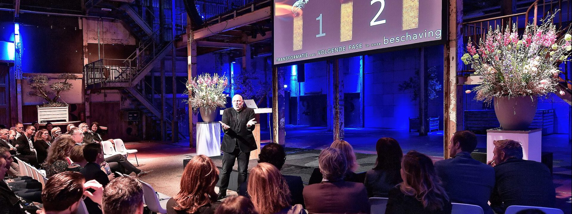 Impressie van The Power of Hospitality 2018