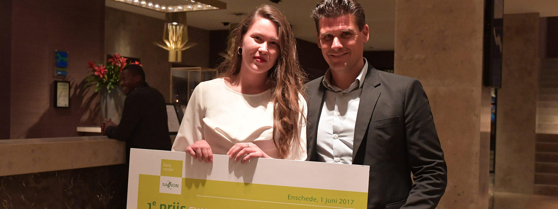 EW Facility Services stimuleert jong ondernemerschap en reikt 8e Ondernemers Award uit
