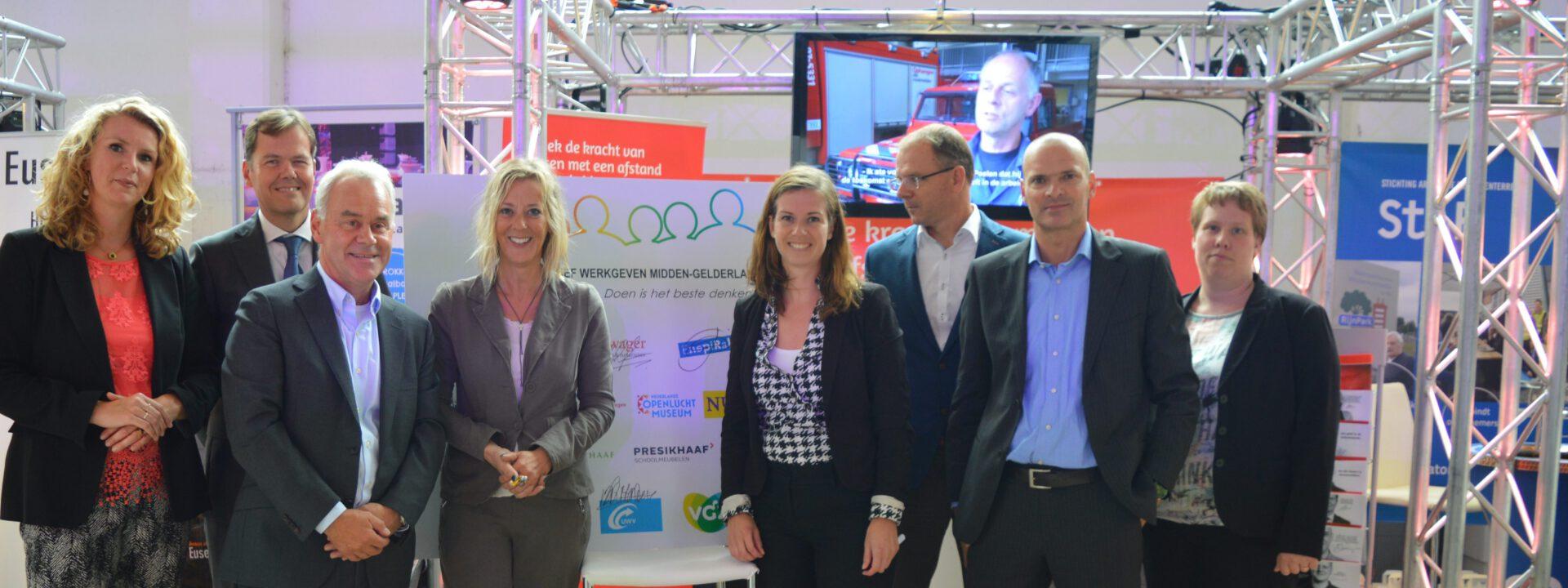 EW Facility Services tekent initiatief Inclusief Werkgeven Midden-Gelderland
