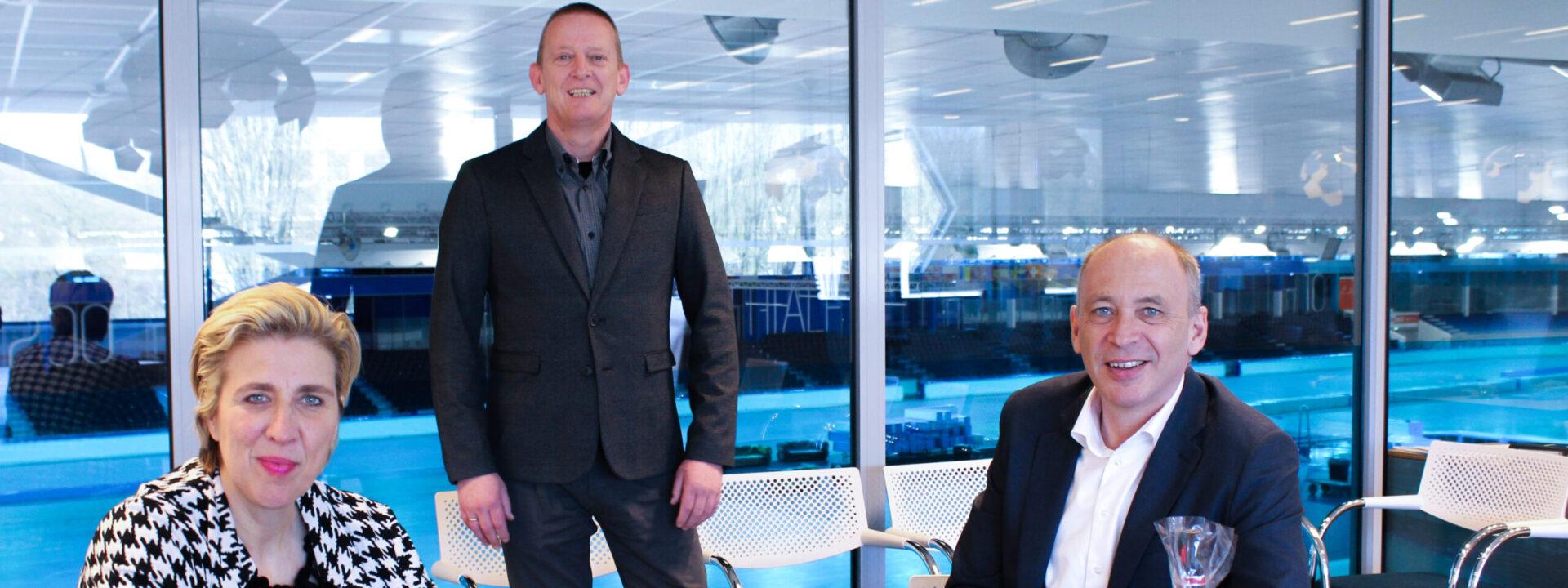 Thialf en EW Facility Services verlengen succesvolle samenwerking