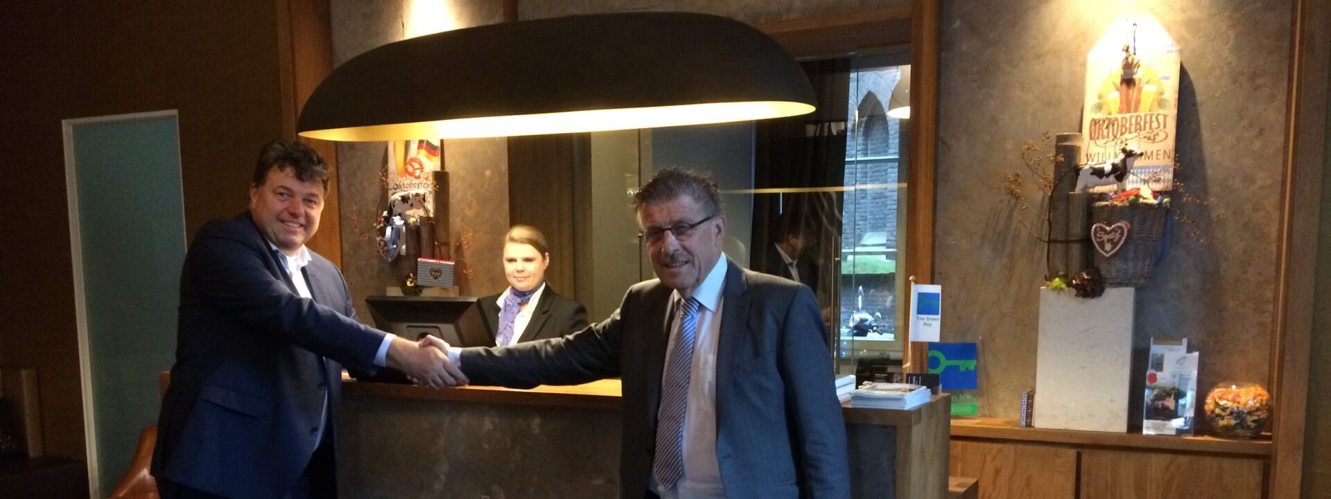 Hotel MERICI en EW Facility Services zetten gastbeleving centraal