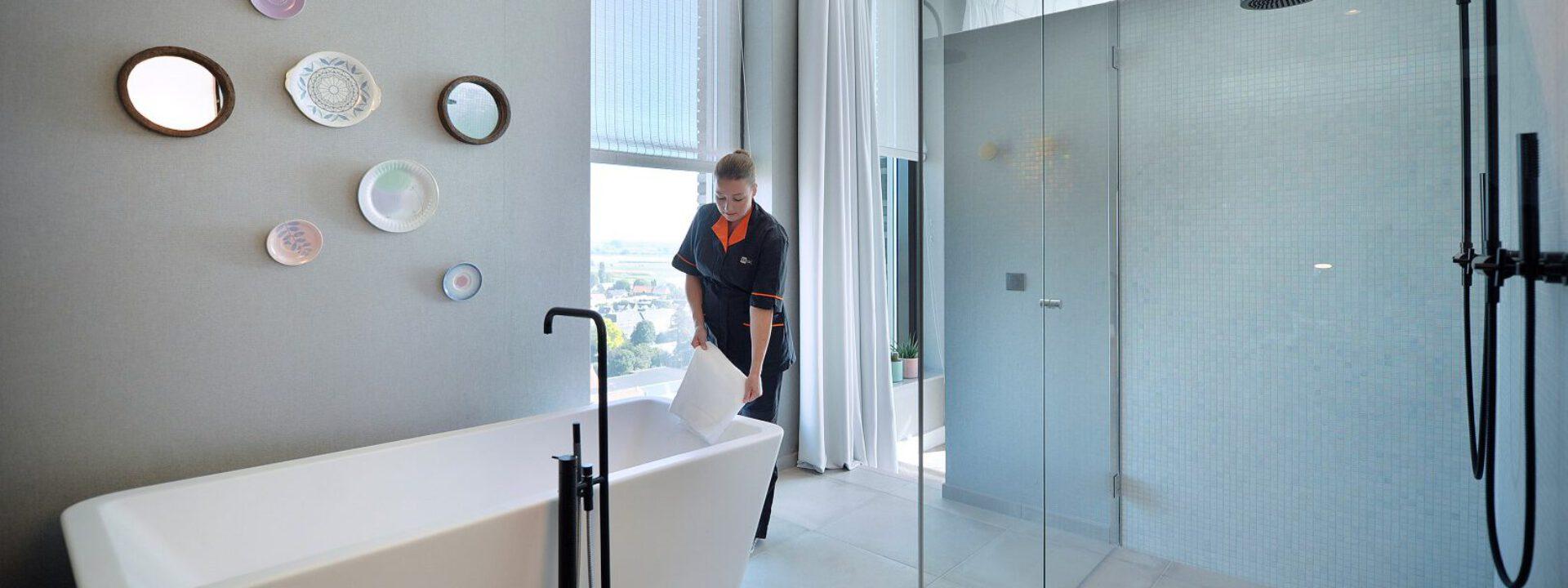 Het 'nieuwe normaal' in hotelschoonmaak