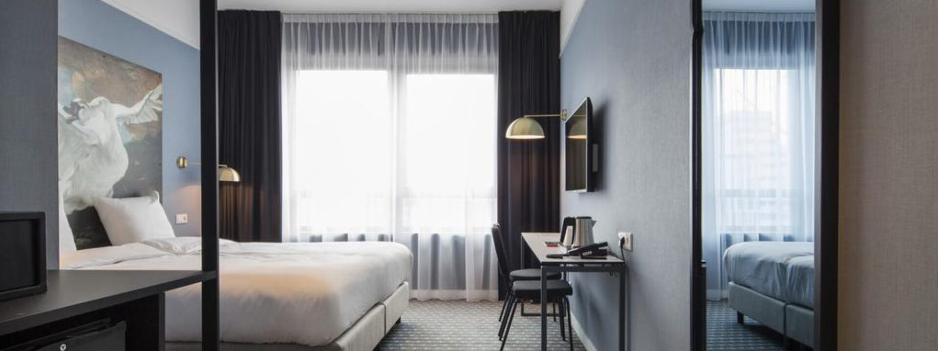 Aan de slag bij het grootste hotel van de Benelux