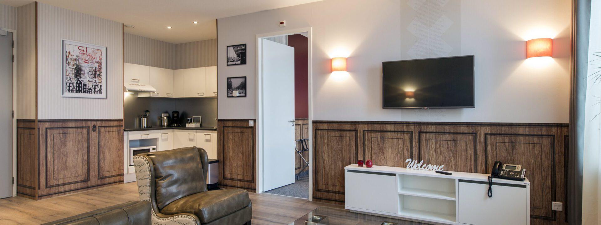 Amsterdam ID Aparthotel kiest voor EW Facility Services