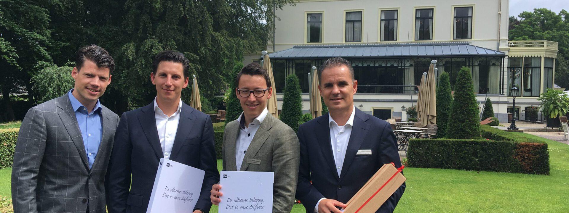 EW Facility Services nieuwe facilitaire partner van Kasteel De Vanenburg