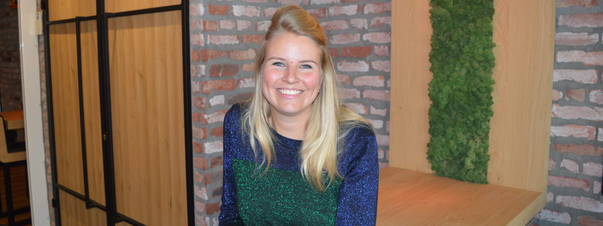 Kimberley Roersma: Nieuwe Manager Business Development EW Facility Services
