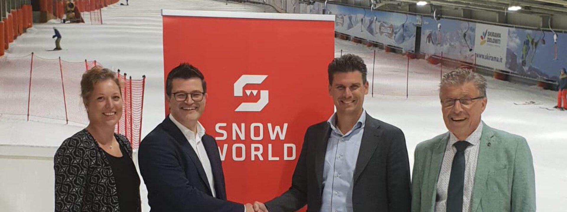 Snowworld Landgraaf kiest voor EW Facility Services