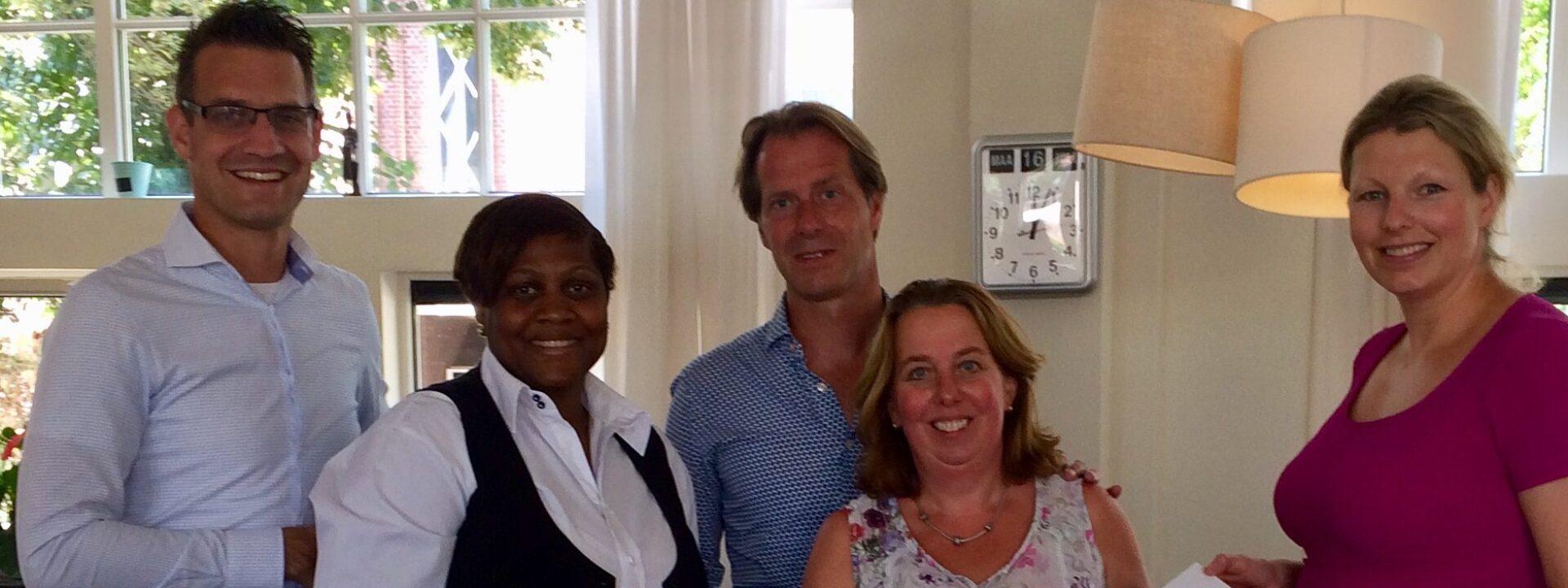 Woon/zorgvoorziening Herbergier Den Haag laat zich ontzorgen door EW Facility Services