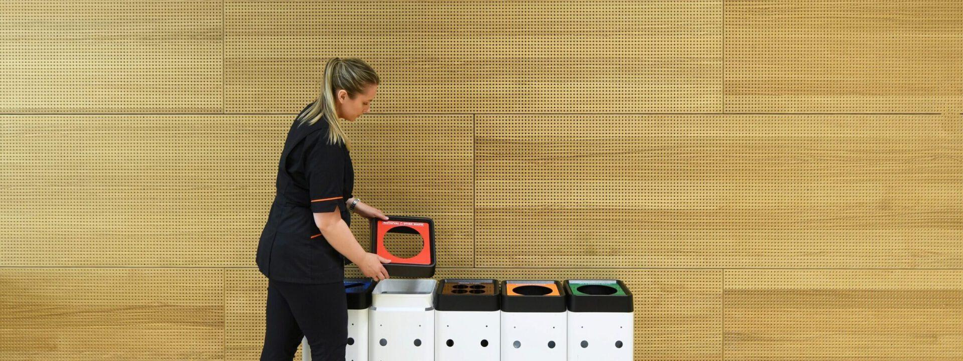 Digitale inspiratiesessie 'Interne afvalverzameling als startpunt voor circulaire samenwerking'