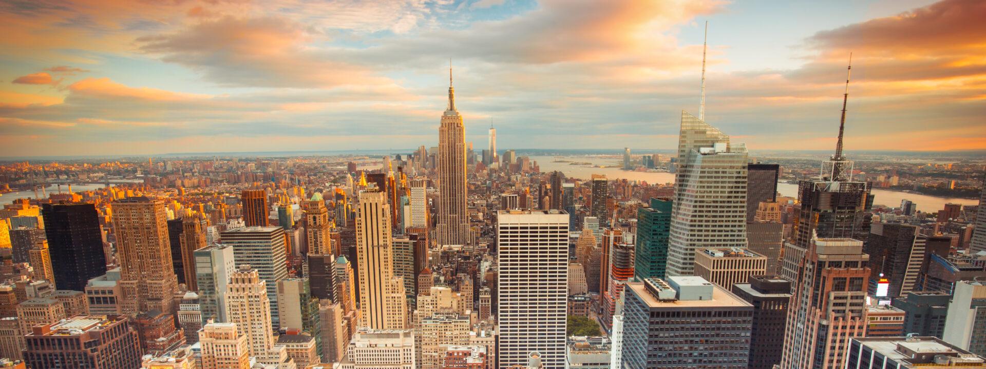 Het nieuwe New York